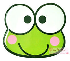 KEROPPI Car Road Tax Disc License Holder Vacuum Decal Sticker