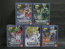 BANDAI Saint Seiya Myth Cloth V2 Pegasus Dragon Cygnus Phoenix... 5 figures set