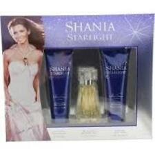 Shania Starlight Gift Set: Shimmer Lotion; EDT; Shower Gel