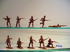 Armies In Plastic 5447 - Egypt & Sudan Royal Sussex Figures-Wargaming Kit