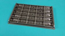 ABS Inventory / Storage Poker Chip Tray (25 Sections / 500 Chips)