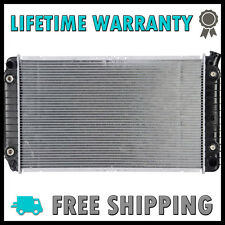 New Radiator for Buick Roadmaster Chevrolet Caprice Oldsmobile 4.3 V6 5.0 5.7 V8