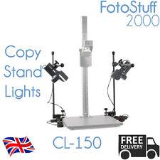 Copia STAND LUCE COPPIA CL 150 | per l'utilizzo con la maggior parte copia Stand / scanni