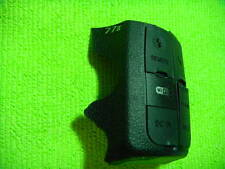 GENUINE SONY A-77M2 A77 II FRONT RUBBER COVER PART FOR REPAIR