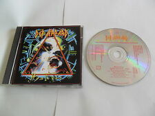 DEF LEPPARD - Hysteria (CD) FRANCE Pressing