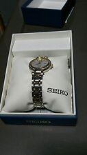 Seiko Women's SUT198 Analog Display Analog Quartz Two Tone Watch