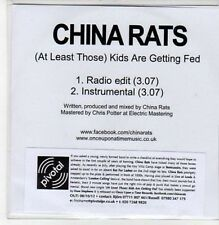 (DC144) China Rats, Kids Are Getting Fed - 2012 DJ CD
