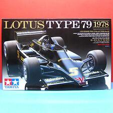Tamiya 1/20 Lotus Type 79 1978 model kit #20060
