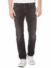 """DIESEL JEANS MENS NWT """"BUSTER"""" REGULAR SLIM TAPERED 0669F_STRETCH 36X32"""