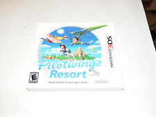 Pilotwings Resort (Nintendo 3DS, 2011) Opened but Never Played 2DS