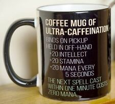 Epic Ultra Coffee mug item fan MMO mmorpg game WOW Tasse cup tea gaming Funny