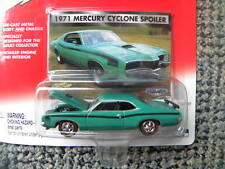 1971 MERCURY CYCLONE SPOILER     2000 JOHNNY LIGHTNING MUSCLE CARS U.S.A.  1:64