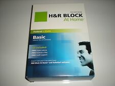 H&R Block 2011 Basic & State. Formerly called TaxCut. Imports Turbotax. New.