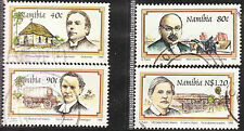 NAMIBIA 1995 FINNISH MISSIONARIES IN NAMIBIA COMPLETE POSTALLY USED SET BoB1691
