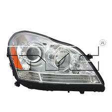 Right Side Halogen Headlight Assembly For 2007-2012 Mercedes GL-Class