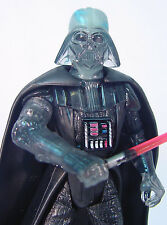 DARTH VADER Emperor's Wrath~Mint Complete~ Star Wars~Power of the Jedi~2001~POTJ