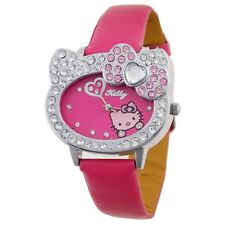 Reloj  HELLO KITTY watch Rosa magenta con brillantes   A1223