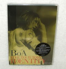 Japan BoA Live Tour 2010 Identity Taiwan Limited DVD (Special Package)