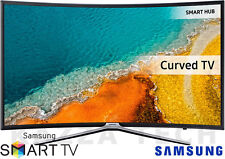 "Samsung 40"" Curved Smart Full HD LED 6 Series TV K6300 UE40K6300AK WiFi / USB"