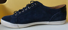 AUTHENTIC COACH PERKINS SUEDE MEN'S SHOES 9M