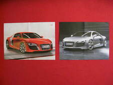 2 x Audi R8 Posters