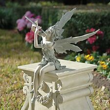 Garden Fairies Fairy Statue Statuary Faerie Sculpture Figurine Yard Art Ornament
