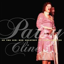 On The Air: Her Best TV Performances 2012 by Patsy Cline ExLibrary