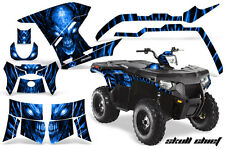 POLARIS SPORTSMAN 500 800 2011-2014 GRAPHICS KIT CREATORX DECALS SCBL