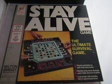 Milton Bradley Stay Alive game 1970's