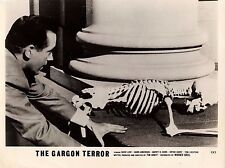 THE GARGON TERROR(Teenagers From Outer Space)(1959)Original trimmed lobby card
