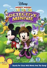 Mickey Mouse Clubhouse: Detective Minnie [DVD]