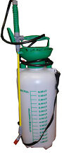 8L LITRE PUMP PRESSURE KNAPSACK SPRAYER SPRAY KILL WEEDS INSECT GARDEN BRAND NEW