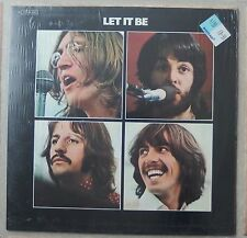 The Beatles ‎– Let It Be RARE GER 1976 Rock/ Pop Rock Still sealed RARE BEAT LP