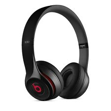 2016 beats by dre solo 2 bluetooth sans fil casque noir brillant neuf