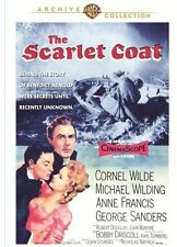 Scarlet Coat (2012, REGION 0 DVD New) DVD-R/WS
