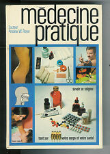 """Dr Antoine W. Royer ! Médecine pratique """" Tout sur votre corps et votre santé  """""""