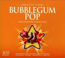 Greatest Ever! Bubblegum Pop: The Definitive Collection [Box] by Various...