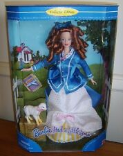 Barbie Had a Little Lamb doll NRFB Mattel 1998 Nursery Rhyme Collection #21740