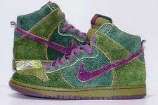 2010 Nike Dunk SB SKUNK Premium Size 8.5 Authentic 420 weed 313171-300 RARE