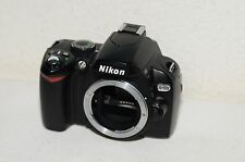 Nikon D D40x 10.2 MP Digital SLR Camera - Black (Body Only)