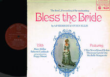 BLESS THE BRIDE LP Geoff Love MARY MILLAR Roberto Cardinale UK MFP1263 @A-2/B-1