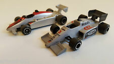 Majorette & High Speed - 2 X F1 Mc Laren Mercedes (1/55)