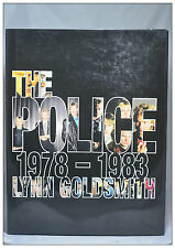 The Police 1978-1983 Lynn Goldsmith Hardcover English Book NEW FREE Postage