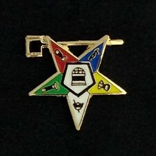 Eastern Star Past Matron Lapel Pin (OES-PM)
