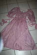 KL2933 @  Dirndl @ Trachtenkleid @ Miederdirndl @ vintage Bavarian Dress 34