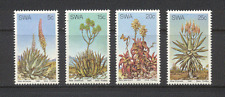 SWA 1981 Aloes/Succulents 4v set (n19671)