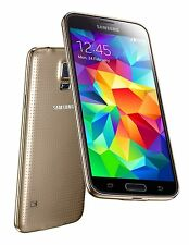 Samsung Galaxy S5 SM-G900 - 16GB - Copper Gold (Unlocked) Smartphone