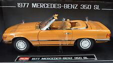 Mercedes-Benz 350 SL Baujahr 1977 M = 1:18