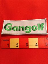 FOREIGN LANGUAGE PATCH (FOR ENGLISH SPEAKERS).  GANGOLF GREEN ON GRAY