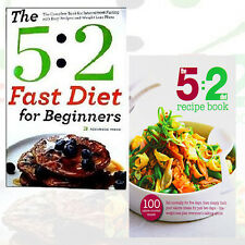 The 5:2 Diet 2 Books Collection (the 5:2 diet recipe book & the 5:2 Fast Diet fo